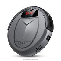 electric automatic intelligent floor cleaner robotic vacuum cleaner