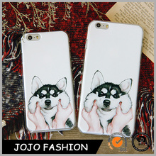 Husky image cell phone case cute phone case back cover