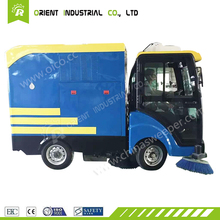S2000 street sweeping equipment sweeper cleaning brush garbage can cleaning truck