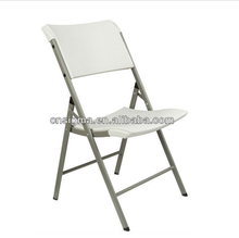 2017 Sigma Hot sale blow molding cheap outdoor plastic used folding chairs