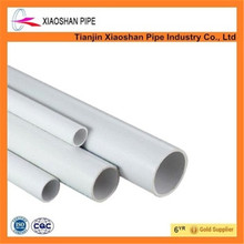 China heavy duty astm sch 40 white 5 inch pvc water pipe and pvc pipe fittings
