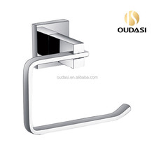 Brass Bathroom Accessories Toilet Paper Holder Without Lid