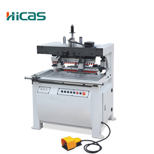 Good Selling Two Line Boring Machine For Woodworking