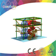 Adventure Giant Custom Made Rope Course Supermarket HSZ-JS0299