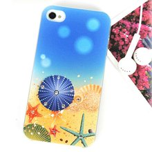 Ocean Star for iphone4 4g cover luxury