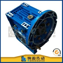 Chinese ISO9001 reliable worm spur gear box