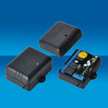 Long range 4 channels wireless universal rf transmitter and receiver for swiming gate open JJ-JS-181