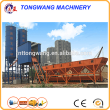 best selling mini mobile concrete batching plant station with high quality