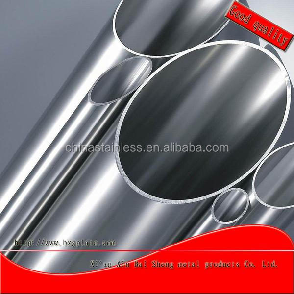 ASTMA722 86-93 stainless steel and austenite stainless steel welded and seamless tube