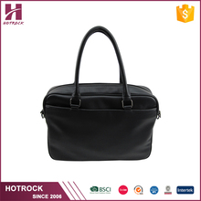 New Style Men PU Leather Handbags Business Laptops Bags