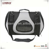 Foldable Luxury custom pet carrier/dog house/dog basket