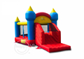Happyhop Pro Castle Bouncer-1008A Super Castle Bouncer with Slide