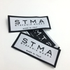 custom cheap fabric tags labels Woven label
