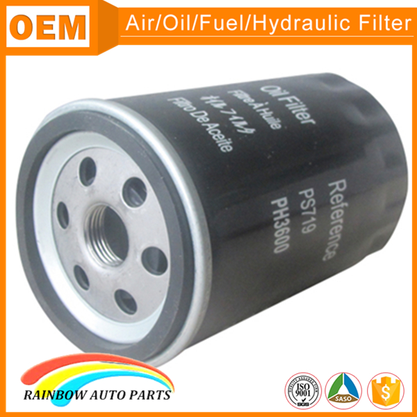 automotive oil filter PH3600 for North America market