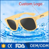 Fashion And Cheap For Custom Promotion Sunglasses of Wood Grain