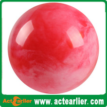 rainbow ball/marble pvc ball/inflated cloudy ball
