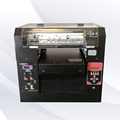 BYC dx5 head a3 size uv digital flatbed printer with led