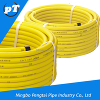 natural gas used 304 flexible metal hose in china high quality