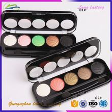 highlighter makeup Permanent plastic cosmetics eye shadow component
