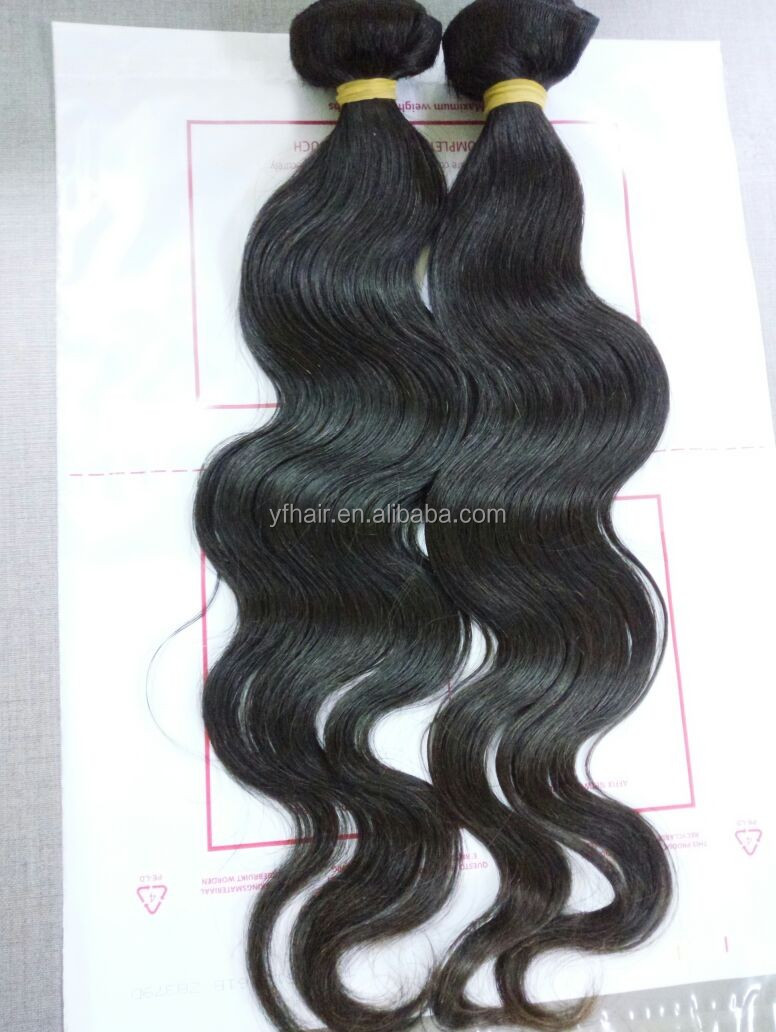 Luxury Quality 100% Unprocessed belle Love Human Hair Weaving