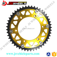 48T 50T Racing Off Road Motorcycle Rear sprockets for RM 150 250 450