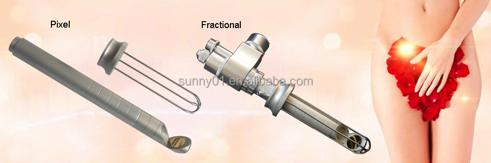 Newest Fractional CO2 Laser of Vaginal Tightening Laser