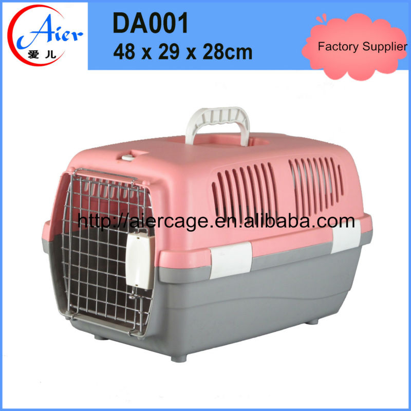 Factory of dog flight cage
