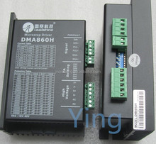 New Leadshine Motor driver DMA860H 2 phase DSP Digital Stepper Drive work 80VDC 7.2A step driver for 86/110 step motor