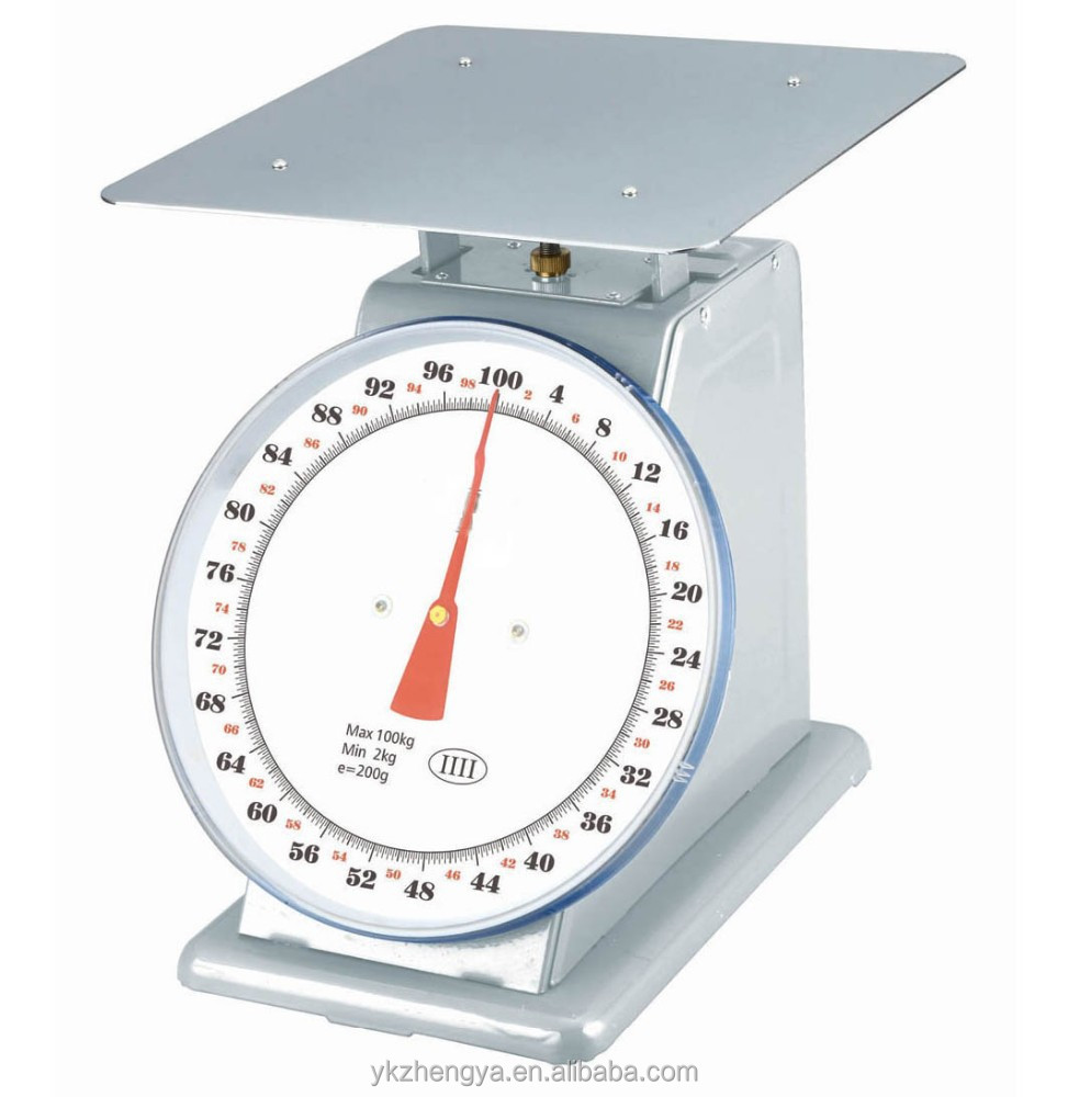 100kg platform weighing scales