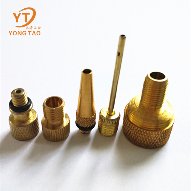 Wholesale customized good quality copper inflate the bicycle valve,bicycle pump valve