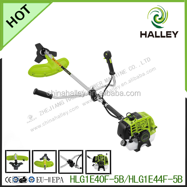 New popular small easy operation gasoline shrub cutter with good quality