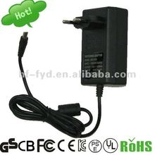UL,CUL,FCC,GS,PSE,etc approved quality (KA plug) ac dc adapter 220v to 12v