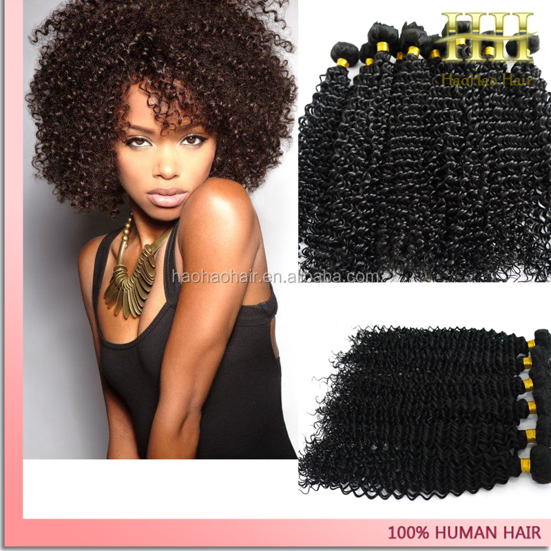 Crochet Braids With Human Hair Kinky Curly Crochet Braids With Human ...