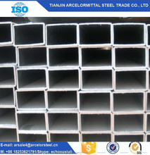 Wholesale Promotional Products China Q235 S235JR 40*100*5mm Hot Dipped Galvanized Steel Pipes and Tube / Square Hollow Section