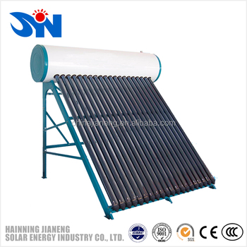 Hot Sale Best Quality Compact Low Pressure Solar Water Heater