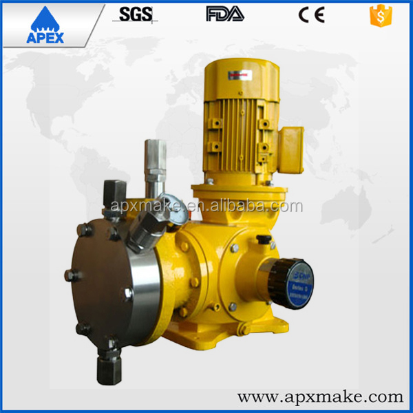 Portable Polymer Diaphragm Pump With SS Pump Head