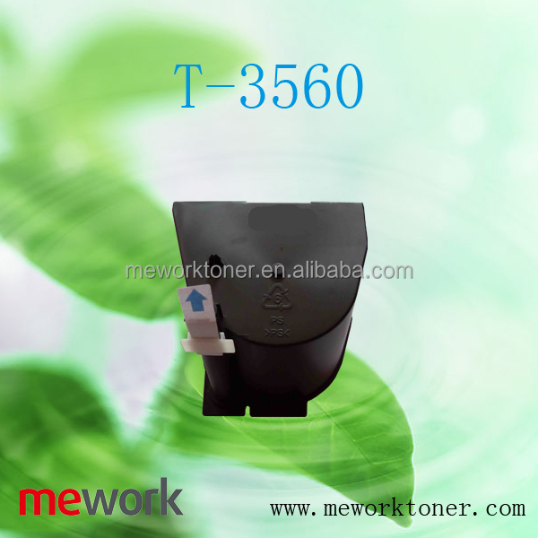 Chinese toner T-3560 for Toshiba laser toner cartridge