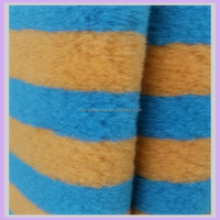 9 mm 100% polyester fabric roll wholesale jacquard zebra decoration fabric for paint roller