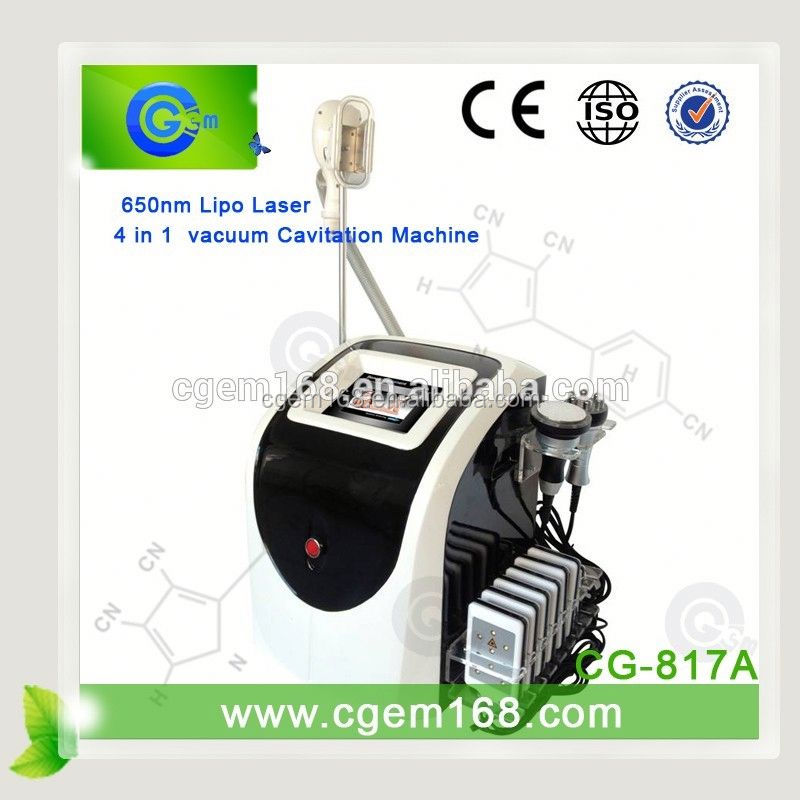 CG-817A slimming foods / home ultrasound unit / is laser liposuction permanent
