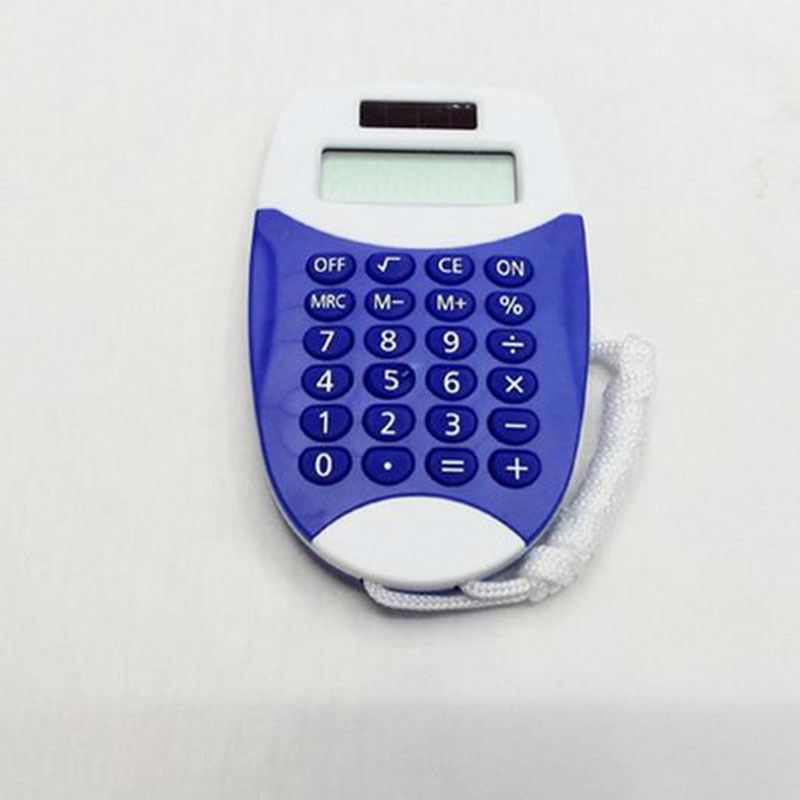 Mini cute calculator ,h0tXC solar cell calculator for sale