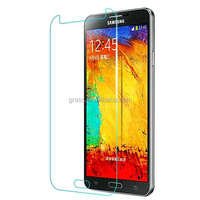 2016 New 9H tempered glass screen protector for Samsung galaxy note3
