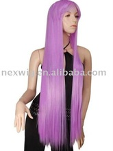 Long Synthetic Hair Cosplay party Wig