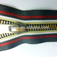 2016 small/big nylon zipper for bags/garments/shoes/home