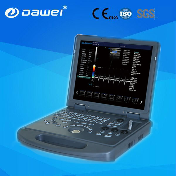Customized Medical device Color Doppler ultrasound CW Cardiac Echo ecografo portable Ultrasound Scanner with A Discount