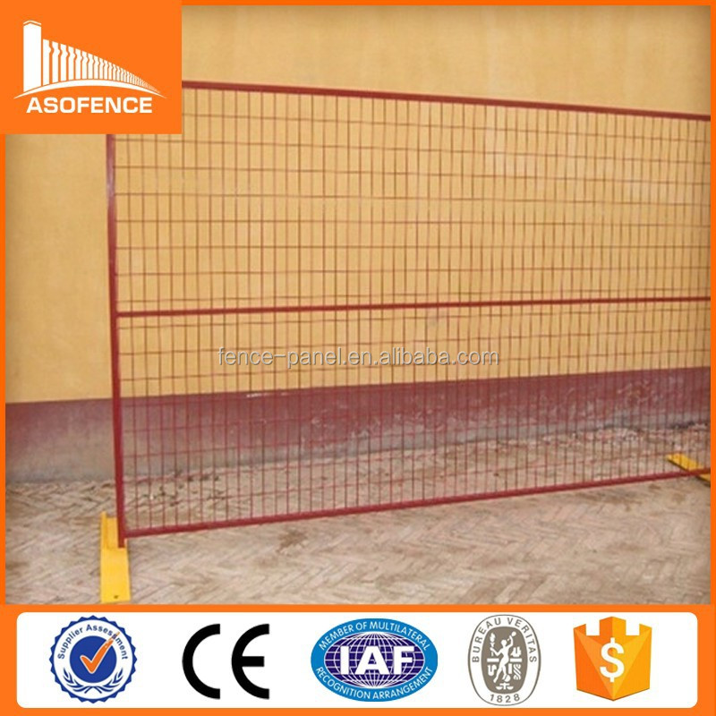 China online shopping cheap price sectional temporary fence panel