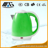 Better price plastic instant hot electric creamer kettle