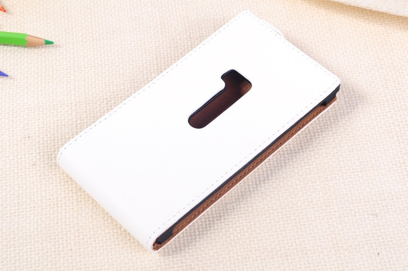 New Magnetic Vertical Flip Leather Case Cover For Nokia Lumia 920