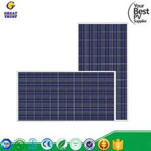 solar panel lamp 48v solar panel 360 watt solar panel with low price