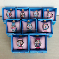 DIHAO Frozen watch 100% eco-friendly leather material frozen watch trendy watches of girls