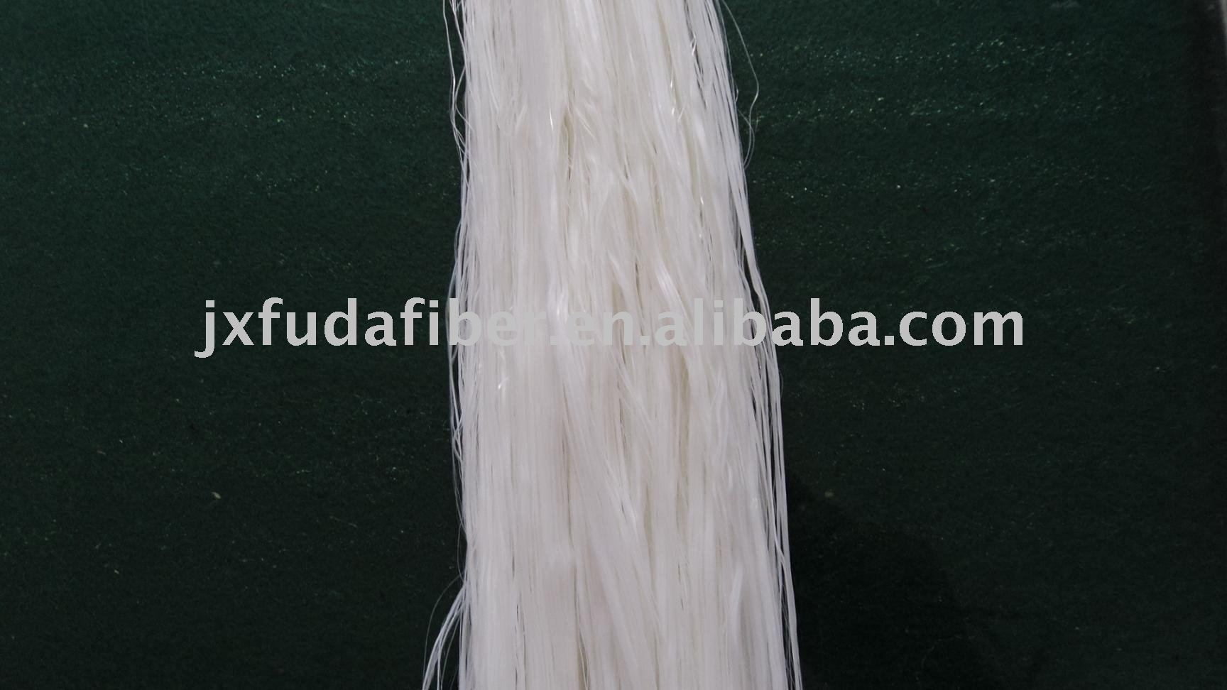 3.3dex virgin white polyester tow